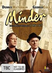 Minder - Complete Series 7 (3 Disc Box Set) on DVD