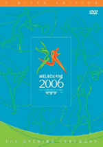 M2006 Commonwealth Games Opening Ceremony on DVD