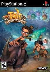 Tak: The Great Juju Challenge for PS2