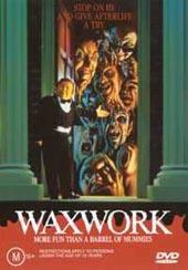 Waxwork on DVD