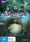 Survivors - Series 3 DVD