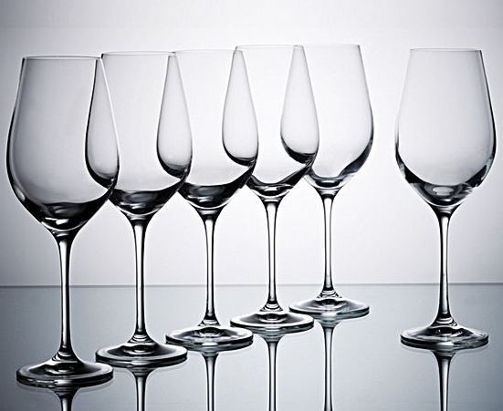 Krosno Vinoteca Red Wine Glasses - 450ml (Set of 6) image
