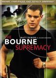 The Bourne Supremacy (DVD/UV) DVD