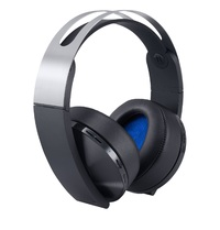 Official PlayStation 4 Platinum 7.1 Wireless Gaming Headset for PS4 image