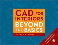 CAD for Interiors by Joseph A. Fiorello image