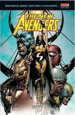 New Avengers Vol.2: The Sentry by Brian Michael Bendis image