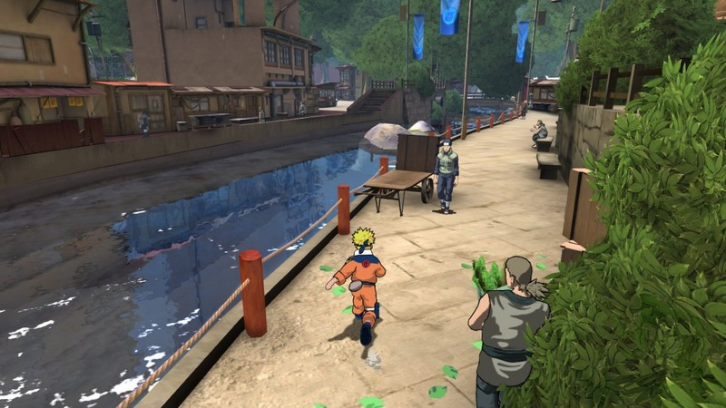 Naruto: Rise of a Ninja (Classic) for Xbox 360 image