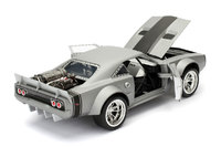 Jada: 1/24 FF8 Dom's Ice Charger Diecast Model