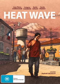 Heat Wave on DVD