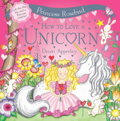How to Love a Unicorn by Dawn Apperley image