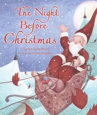 Night Before Christmas by MOORE image