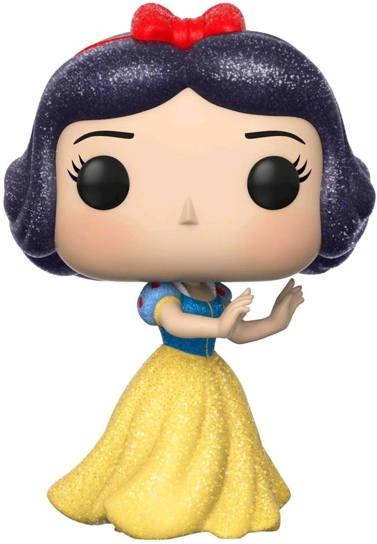 Snow White & the Seven Dwarfs - Snow White (Diamond Glitter Ver.) Pop! Vinyl Figure image