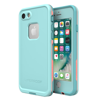LifeProof Fre Case for iPhone 7/8 - Blue Coral