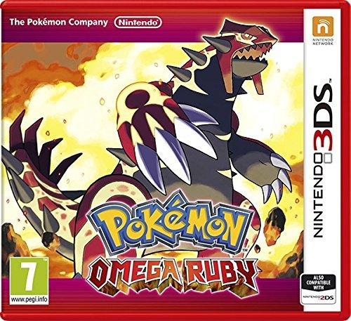 Pokemon Omega Ruby for Nintendo 3DS