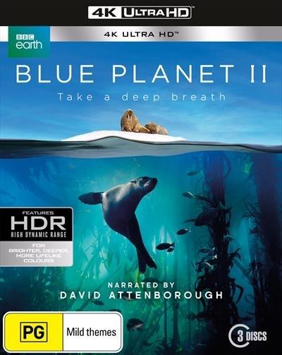 Blue Planet II on UHD Blu-ray