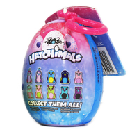 Hatchimals: Glittering Garden Mystery Mini Clip-On (Blind Bag)
