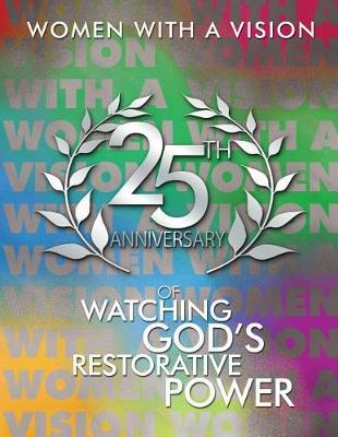 Women with a Vision Anniversary Book by James E. Woods image