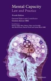Mental Capacity by Jordan Publishing Limited Jordan Publishing Limited