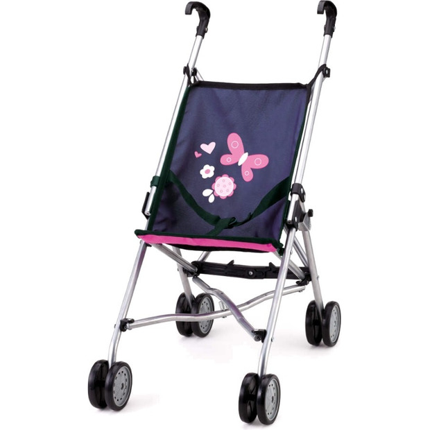 Bayer: Doll's Buggy - Navy image
