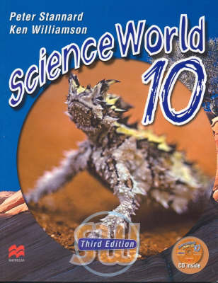 Science World 10 and CD by Ken Williamson image