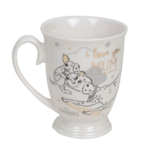 Disney: Mug - 101 Dalmatians I Love You Mum