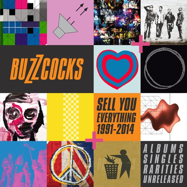 Sell You Everything (1991-2014) by The Buzzcocks
