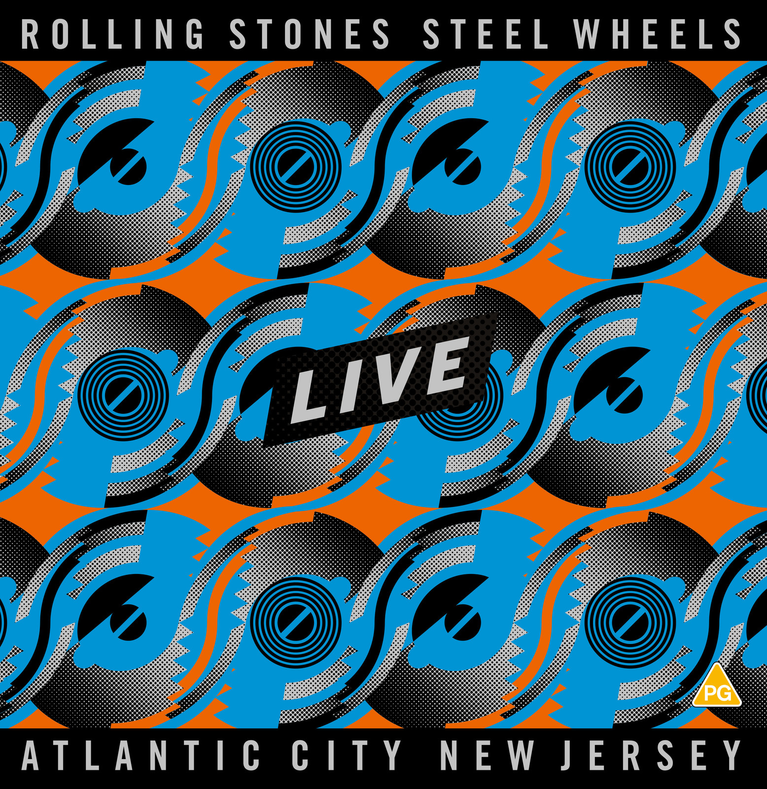 Steel Wheels Live - Limited Edition 6-Disc Set by The Rolling Stones image