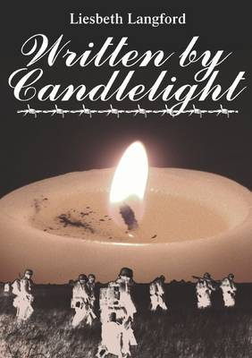 Written by Candlelight by Liesbeth Langford image