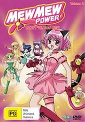 Mew Mew Power - Vol. 2: Party 'Til You Mew on DVD