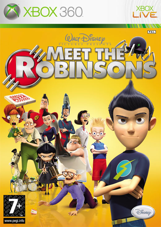 Meet the Robinsons for Xbox 360