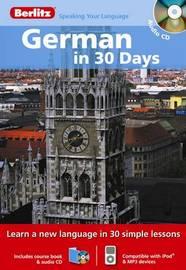 German Berlitz in 30 Days image