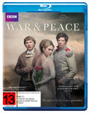 War And Peace - Season 1 on Blu-ray