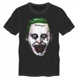 Suicide Squad Creepy Joker T-Shirt (X-Large)