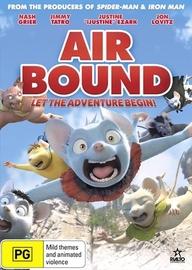 Air Bound on DVD