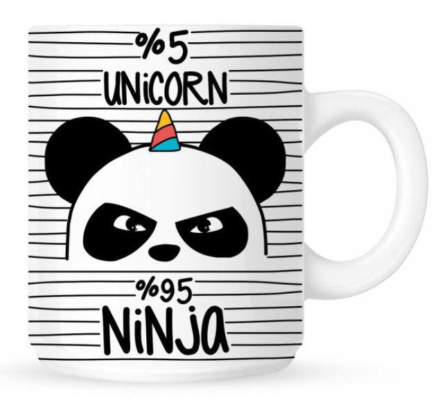 Unicorn Mug (Unicorn Ninja)
