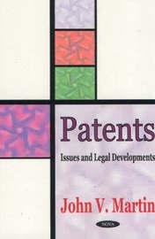 Patents by John V. Martin image