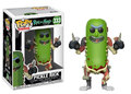 Rick & Morty – Pickle Rick Pop! Vinyl Figure