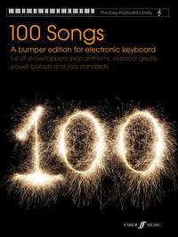 Easy Keyboard Library:100 Songs image