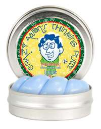 Crazy Aaron's Thinking Putty: Christmas Mini Tin Putty - Icicle