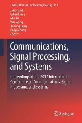 Communications, Signal Processing, and Systems image
