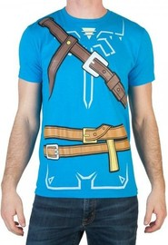 Legend of Zelda: Breath of the Wild - Cosplay T-Shirt (Large)