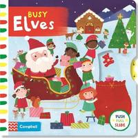 Busy Elves by Campbell Books