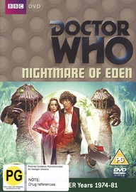 Doctor Who: Nightmare of Eden on DVD