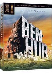 Ben Hur: Collectors Edition (4 Disc) on DVD