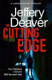 The Cutting Edge by Jeffery Deaver image