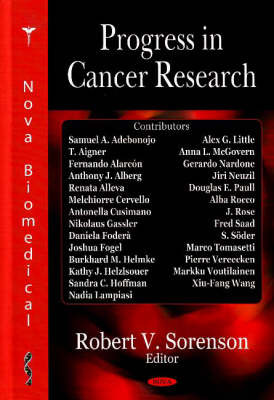 Progress in Cancer Research image