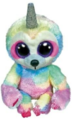 Ty Beanie Boo: Cooper Sloth - Small Plush