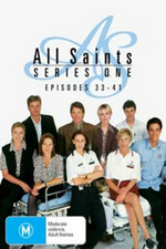 All Saints - Series 1: Episodes 33-41 (2 Disc Set) on DVD