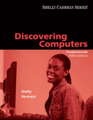 Discovering Computers: Fundamentals by Gary B Shelly image