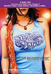 Festival Express (2 Disc Set) on DVD